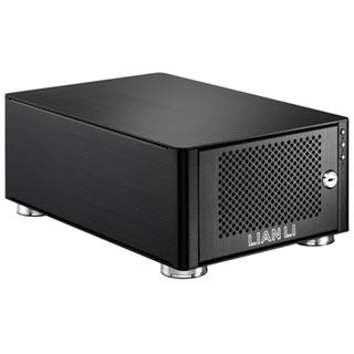 "Lian Li EX-20 3.5"" (8,89cm) eSATA/USB 2.0 schwarz"