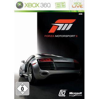 Forza Motorsport 3 (XBox360)