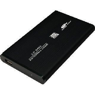 "LogiLink UA0041B 2.5"" (6,35cm) USB 2.0 schwarz"