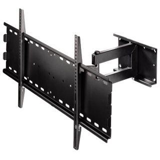 Hama LCD/PL/LED Wandhalterung Next Light Vesa 800x400 bis 45kg Schwarz