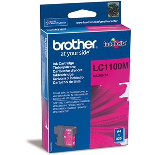 Brother Tinte LC1100M magenta
