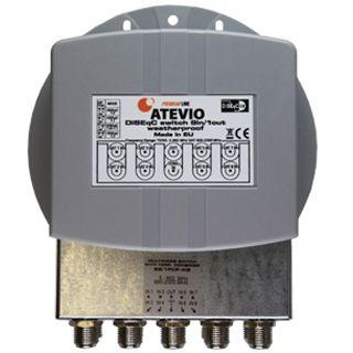Atevio DiSEqC Switch 8/1 mit WSG