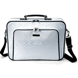 "Dicota Business Notebook Tasche Case Base 17"" (43,2cm) weiß"