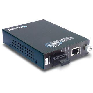 TrendNet TFC-110MSC 10/100BASE-TX to 100BASE-FX Transceiver