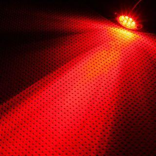 LAMPTRON Lazer LED rotes 6-Cluster LED Kit für Gehäuse (LAMP-LED602D-R)
