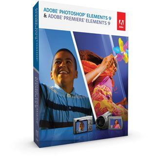 Adobe Photoshop Elements & Premiere Elements 9.0 deutsch