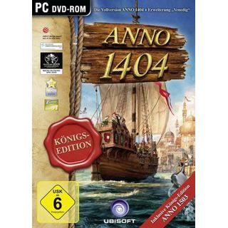 ANNO 1404 Königs-Edition (PC)