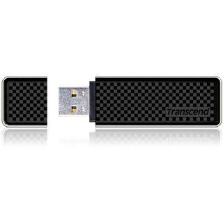 4 GB Transcend JetFlash 200 schwarz/silber USB 2.0