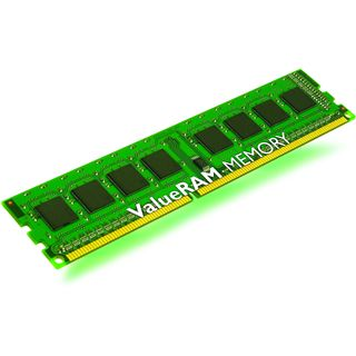 4GB Kingston ValueRAM DDR3-1333 regECC DIMM CL9 Single
