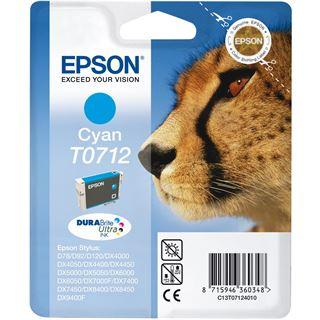 Epson Tinte C13T07124011 cyan