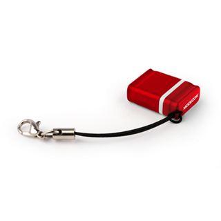 4 GB Modecom Mini rot USB 2.0