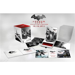 Batman: Arkham City Collector´s Edition (X360)