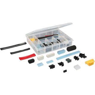 InLine 44-teilig Staubschutz-Set Abdeckung für Anschlüsse (59941C)