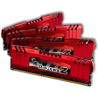 16GB G.Skill RipJawsZ DDR3-1600 DIMM CL9 Quad Kit