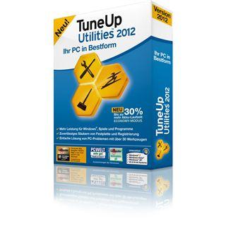 TuneUp Utilities 2012 3 User 32/64 Bit Deutsch Utilities Vollversion PC (CD)