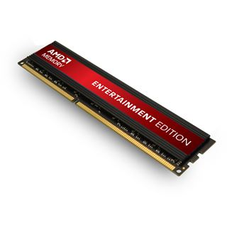 4GB Patriot AMD Memory Entertainment DDR3-1600 DIMM CL9 Single