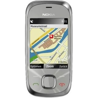 Nokia 7230 warm silver