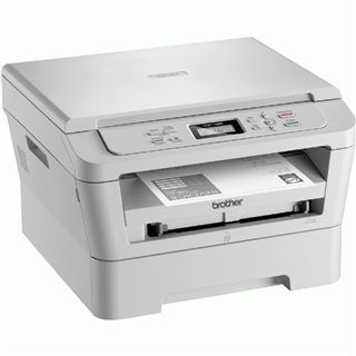 Brother DCP-7055W S/W Laser Drucken/Scannen/Kopieren USB 2.0/WLAN
