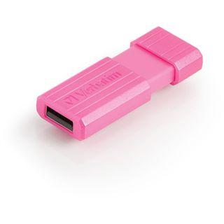 32 GB Verbatim PinStripe Store n go pink USB 2.0