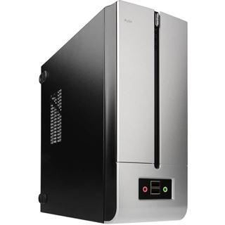 IN WIN BM639 Mini-ITX ITX Tower 160 Watt schwarz/silber