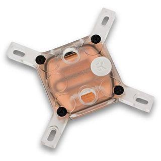 EK Water Blocks EK-Supreme Acryl/Kupfer CPU Kühler