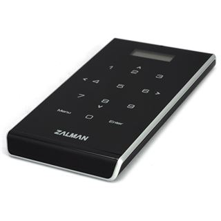 "Zalman ZM-VE400 2.5"" (6,35cm) USB 3.0 schwarz"