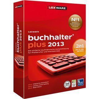 Lexware Buchhalter Plus 2013 Juli 32/64 Bit Deutsch Office Upgrade PC (DVD)