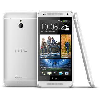 HTC One Mini 16 GB silber