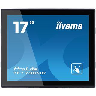 "17"" (43,18cm) iiyama ProLite TF1732MC Touch schwarz 1280x1024 VGA/DVI-D"