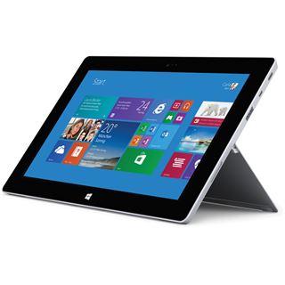 "10.6"" (26,92cm) Microsoft Surface 2 WiFi/Bluetooth V4.0 32GB schwarz/silber"
