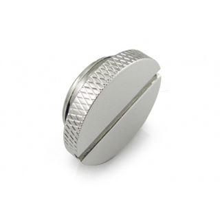 XSPC M20 Fillcap Ersatzverschlussschraube für Reservoirs und Pumpen verchromt (5060175584786)