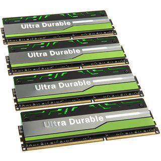 32GB Avexir Blitz Series 1.1 G1.Sniper grüne LED DDR3-2666 DIMM CL11 Quad Kit