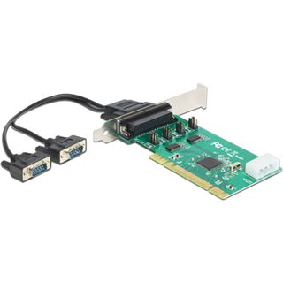 Delock 89327 1 Port Multi-lane PCI retail
