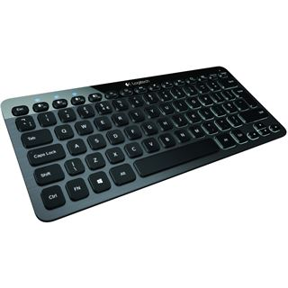 Logitech K810 Bluetooth Englisch (US) schwarz (kabellos)