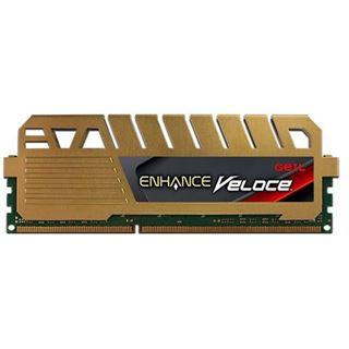 8GB GeIL Enhance Veloce DDR3-1600 DIMM CL9 Dual Kit