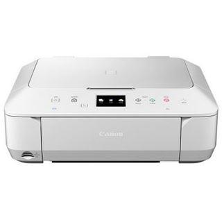 Canon PIXMA MG6650 weiß 9539B026 Tinte Drucken/Scannen/Kopieren Cardreader/LAN/USB 2.0