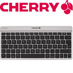 Cherry KW 6000 Bluetooth-Tastatur - ideal für die Verwendung mit dem iPad