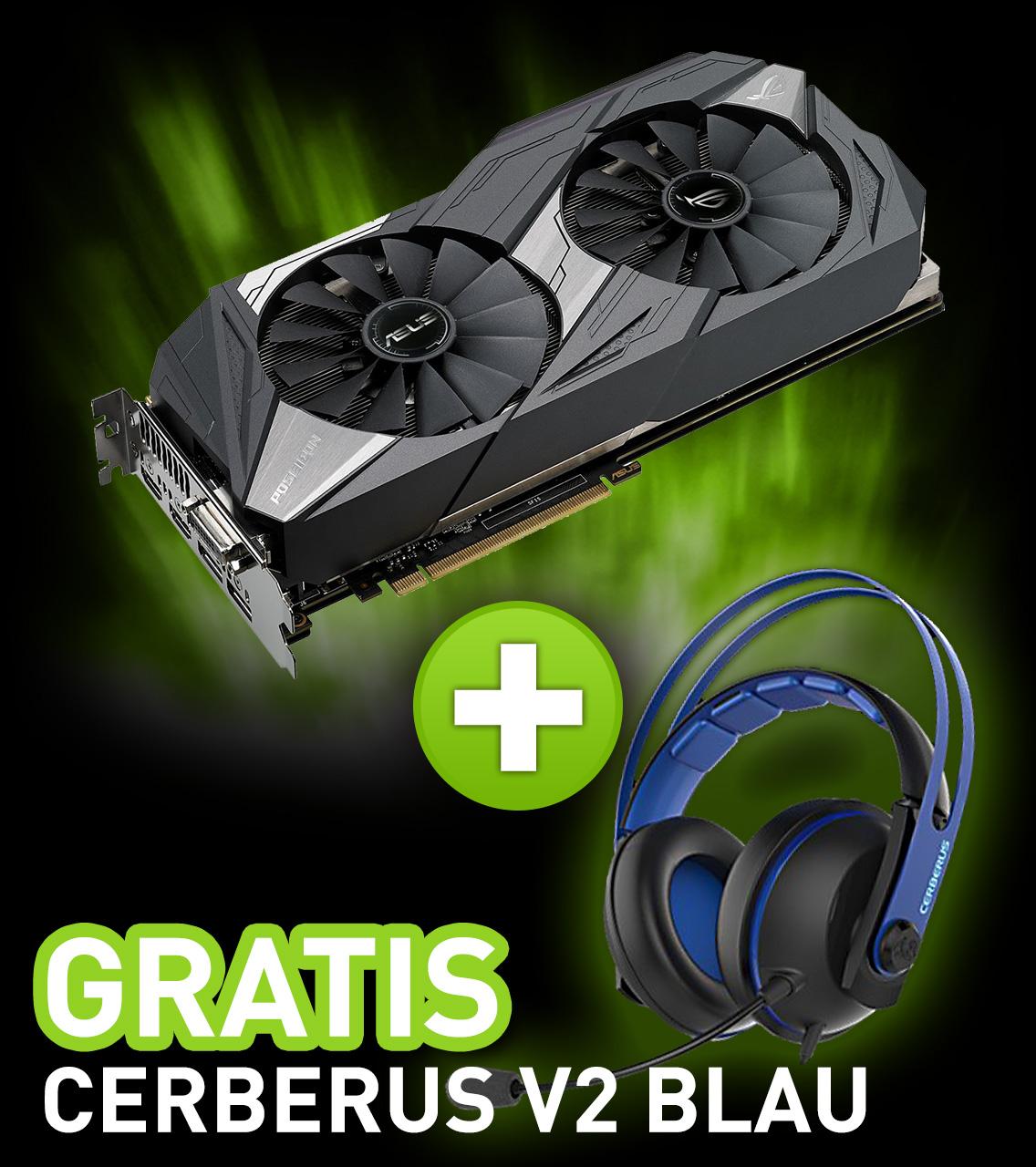 11GB Asus GeForce GTX 1080 Ti ROG Poseidon Hybrid PCIe 3.0 x16 (Retail)